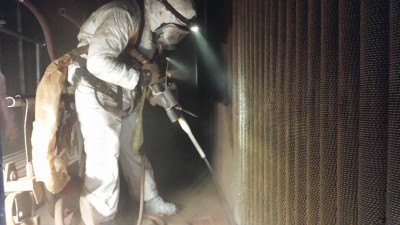 Heat Recovery Steam Generation Cleaning and Maintenance by USCleanBlast.com