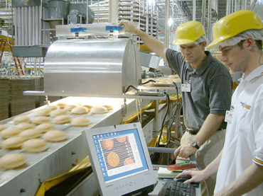 cleaning food processing plants