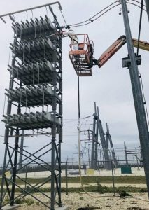 utility plant cleaning dry ice blasting